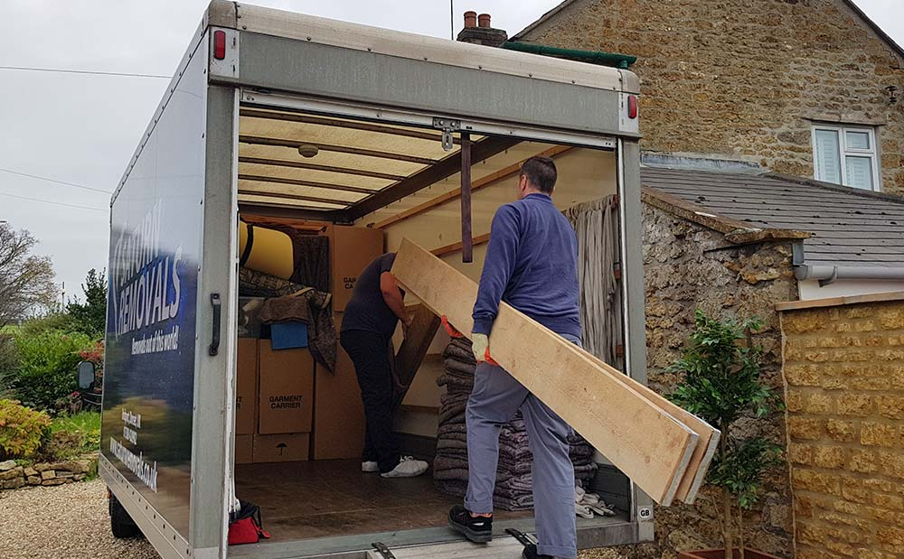 Saturn removals - professional local removal service